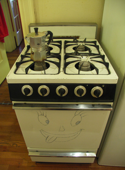 Happy Stove - Teresa - South Carolina